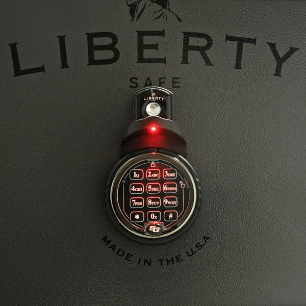 Liberty Safe Security Safe Lock Light, Electronic Lock