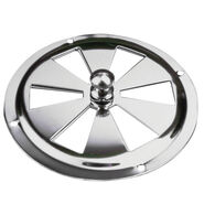 "Sea-Dog Stainless Steel Butterfly Vent, 5"" dia."