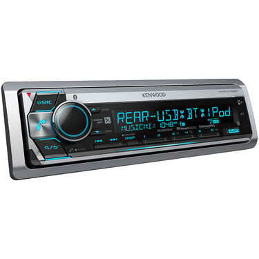 Kenwood KMR-D768BT Marine Bluetooth CD Receiver