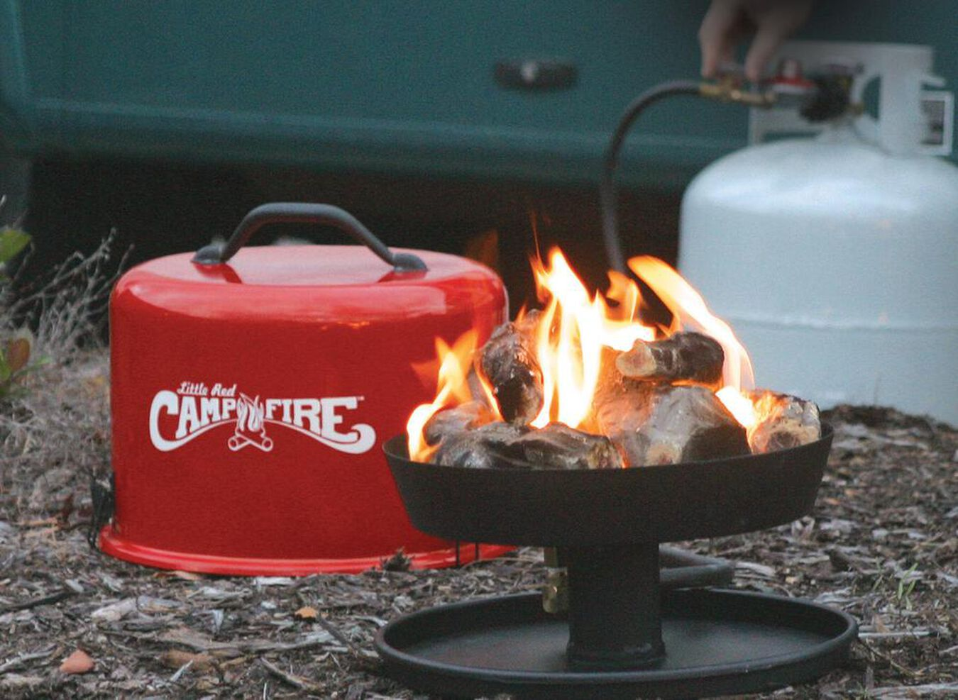 Camco Portable Propane Little Red Campfire Camping World