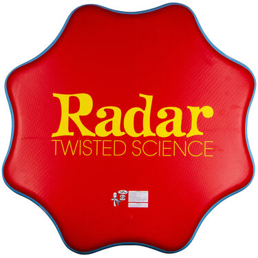Radar Twisted Science 2-Person Towable Tube Package