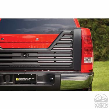 Louvered Tailgate-GM 07 1500 new body style; GM 08-13 all new body style