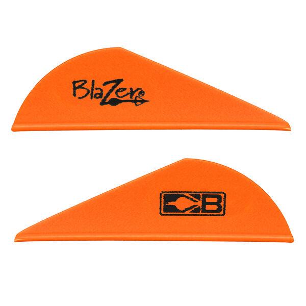 "Bohning 2"" Blazer Vanes, Neon Orange, 36-Pack"