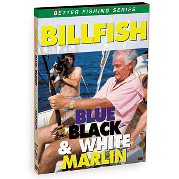 Bennett DVD - Billfish: Blue, Black, And White Marlin