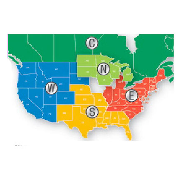 Navionics Platinum HotMaps, North United States - CF Cartridge