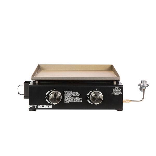 Pit Boss Tabletop 2-Burner Gas Griddle