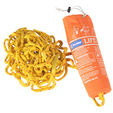 Clam Emergency Throw Rope
