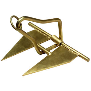 4.5-lb. Chene Anchor, for Row, Jon, and Small Fishing Boats
