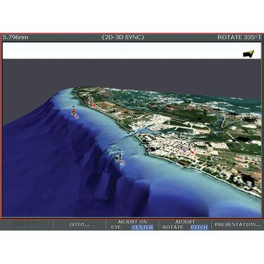 Navionics Platinum+ Map, California/South Baja/Hawaii - SD Cartridge