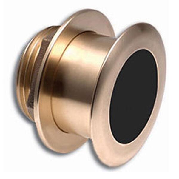 Furuno B164 12&deg; Tilted Element Bronze Thru-Hull Transducer w/ Temperature<br>