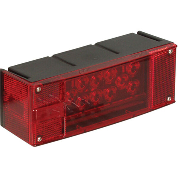 Replacement Driver-Side LED Low-Profile Trailer Light Only