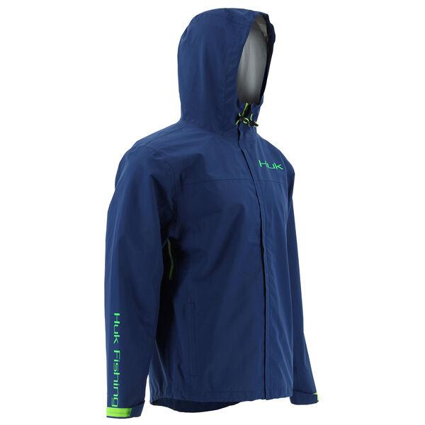 Huk Youth Packable Rain Jacket