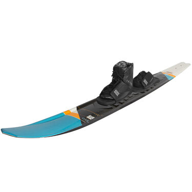 HO Freeride EVO Slalom Waterski Free-Max Binding And Rear Toe Plate