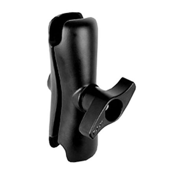 "RAM Mount Double Socket Arm For 2.25"" D Size Balls<br>"