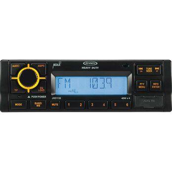 Jensen JHD1130B Heavy-Duty Stereo with Weatherband