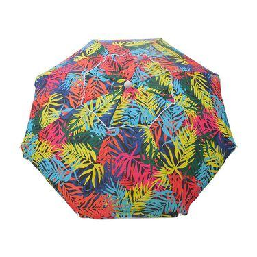 7 ft Palms Beach Umbrella With Travel Bag