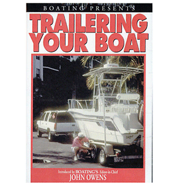 Bennett DVD - Trailering Your Boat