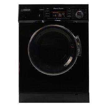 Equator Super Combo Washer/Dryer, Black, 2016 Model