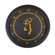 "Browning Buckmark 14"" Wall Clock"