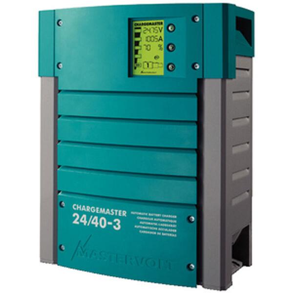 Mastervolt ChargeMaster 24V Battery Charger, 40 Amps