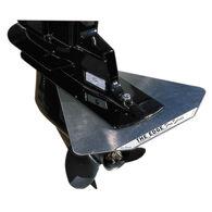 Cobra Edge Hydrofoil Stabilizer Plate, Black Aluminum