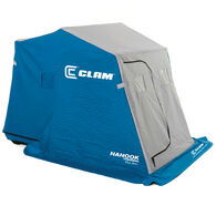 Clam Nanook Thermal Fish Trap Ice Shelter