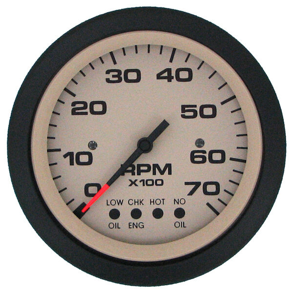 "Sierra Sahara 3"" Tachometer/Electric Systems Check"