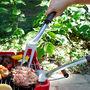 Robert Irvine 5-Piece BBQ Tools Set, Regular Size