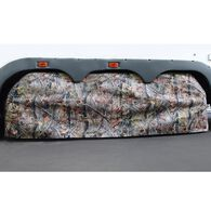 "Game Creek ""Oaks"" Camouflage Multi-Axle Triple Tyre Gards, 27"" - 29"""