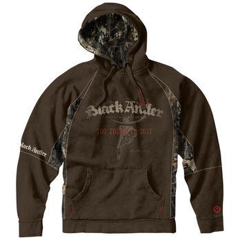 Black Antler Men's Rowdy Pullover Hoodie