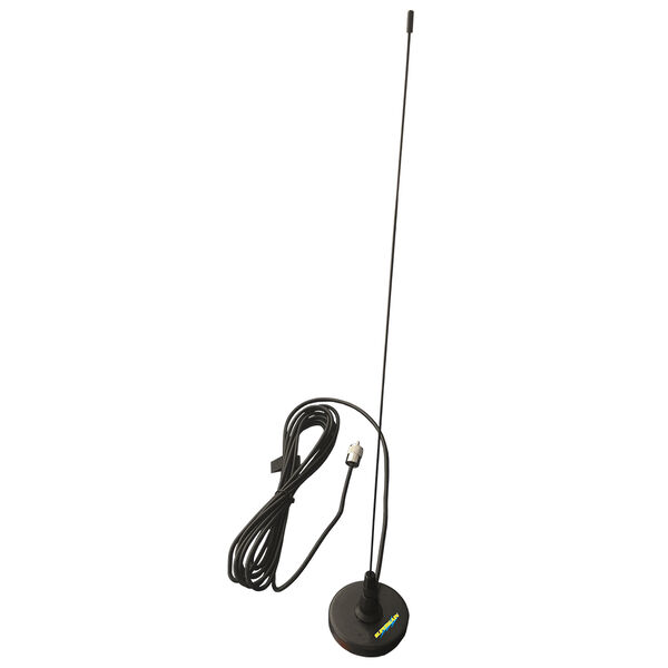 Glomex 21? Magnetic Mount 134-172 MHZ Trimmable VHF Antenna