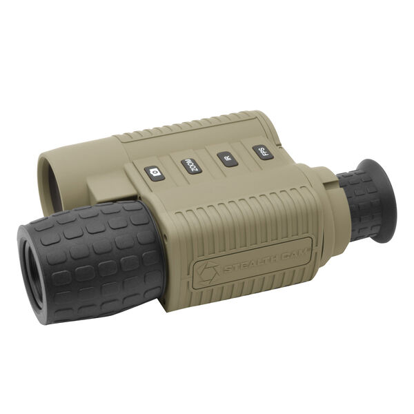 Stealth Cam NVMSD Digital Night Vision Monocular with Recording
