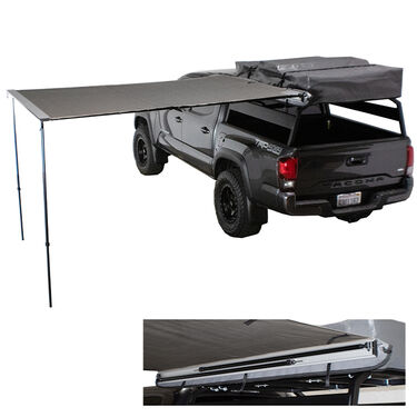 Nomadic Awning 6' With Black Cover