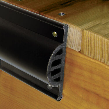 Dockmate Commercial-Grade Double-Molded Dock Profile, Side Guard