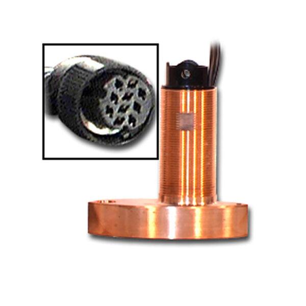 Furuno 525ST-MSD Bronze Thru-Hull Triducer w/Depth,Speed, and Temperature