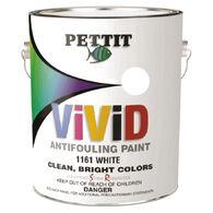 Pettit Vivid White Paint, Gallon