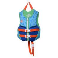 Full Throttle Child Hinged Rapid-Dry Flex-Back Flotation Vest