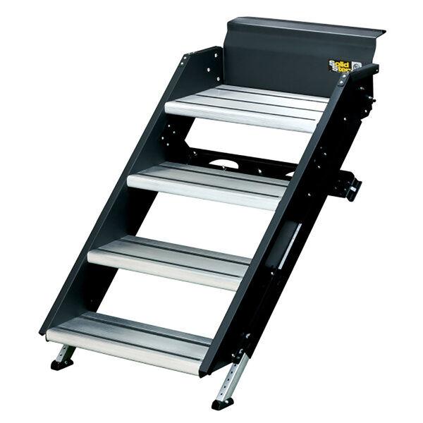 """SolidStep™ RV Steps, 30"""" Quad Step"""