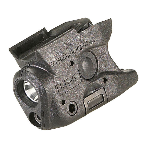 Streamlight TLR-6 Gun-Mounted Tactical Light/Laser for M&P Shield
