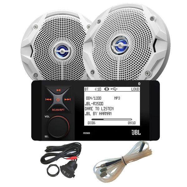 JBL R3500 Wake Stereo Package