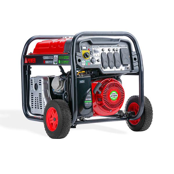 A-iPower 12000 Watt Dual Fuel Generator