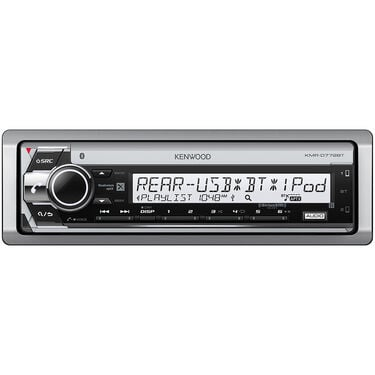 Kenwood KMR-D772BT CD Receiver With Bluetooth