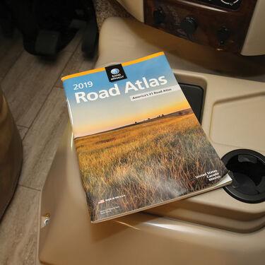 2019 Rand McNally Road Atlas, 95th Edition