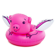 Big Mouth Giant Flying Pig Pool Float