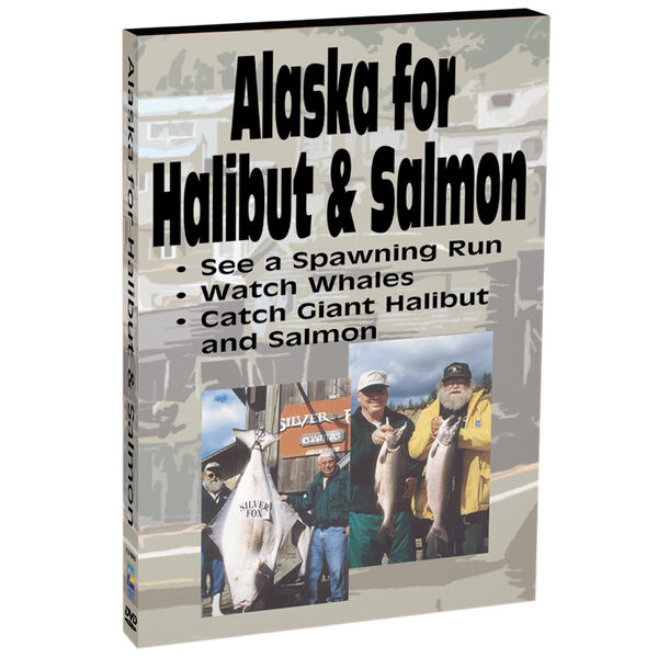 Bennett DVD - Alaska For Salmon And Halibut