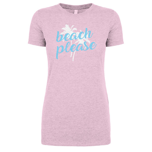 Coastal Women's Palms Short-Sleeve Tee