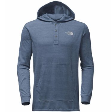 The North Face Men's Henley Tri-Blend Hoodie