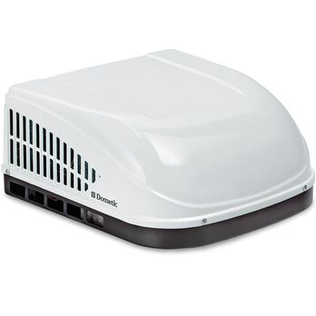 Dometic Brisk II HE Air Conditioner, White