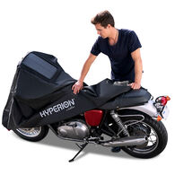 Hyperion® Motorcycle Cover w/ Solar Charger - XXL