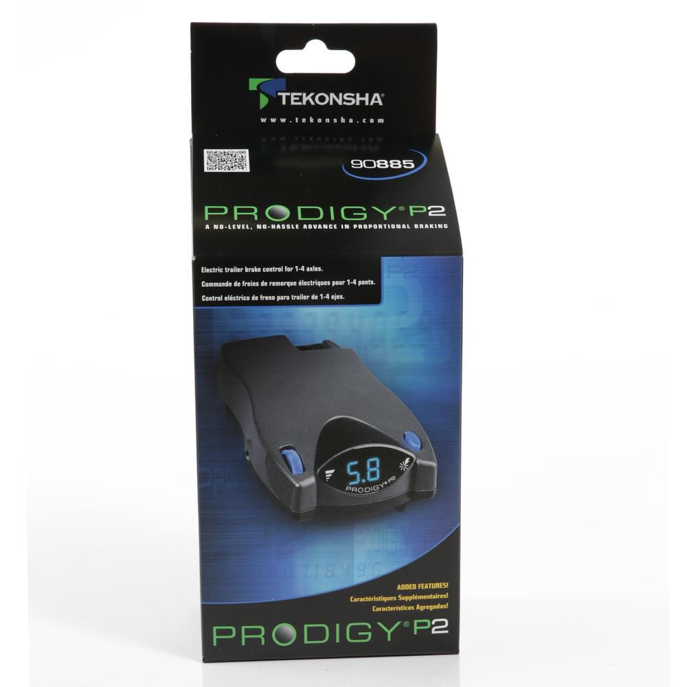 Prodigy Brake Controller >> Prodigy P2 Brake Control